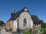 L'église : son chevet